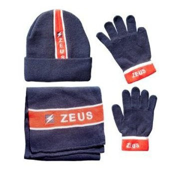 Set iarna Zeus :manusi - fular - fes