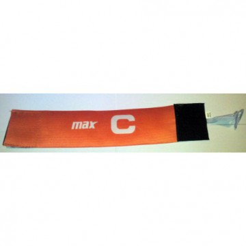 Banderola capitan Max portocaliu