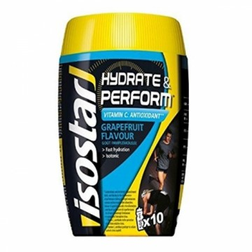 ISOSTAR PUDRA IZOTONICA HYDRATE & PERFORM GRAPEFRUIT 400 GR