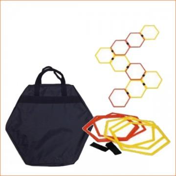 Set coordonare hexagon reglabil Salta